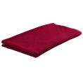 Baby blanket of organic merino wool - berry | Reiff