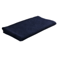 Baby blanket of organic merino wool - navy | Reiff