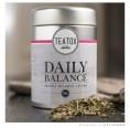 Daily Balance Organic Tea from TEATOX