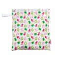 Wet Bag Nappy Bag with Zipper - Kiss the Frog | ImseVimse