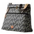 PacaPod Jura Black – Eco Baby Changing Bag