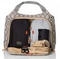 Napier Fossil – Eco Changing Bag & Handbag | PacaPod