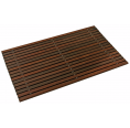 Bath Mat – Wood Rug Thermowood oiled
