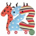 Sense Toy 1-2-3 of Organic Cotton
