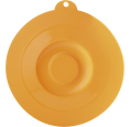 Magic Grip Kitchen Silicone Lid Ø 21 or 27,5cm Orange | Kahla