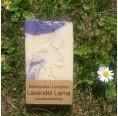 Lavender Lama Keratin Natural Soap | laRiSavon