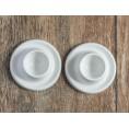 Bioplastic eggcups from Biodora