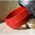 Fine Eco Bracelet in Red | Sundara Paper Art