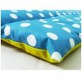 Baby's Changing Mat Organic Cotton Turquoise