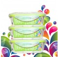 Food Storage Container of recycable glass | Dora's