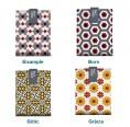 Boc'n'Roll Tiles Sandwich Wrap in different patterns