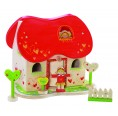 Fairytale doll's house Fairytale doll's house of FSC® wood | EverEarthof FSC® wood | EverEarth