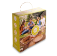 Barbeque Set of Palm Leaf for 4 Persons