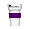 Heat Protection Cuff Purple for Reusable Tree Cup