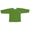 Kids Plain Fleece Pullover from Eco Merino-Wool | Reiff
