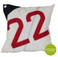 Scatter Cushion Sail Boat 22 of recycled sailcloth