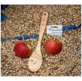 Wooden cooking spoon made from certified cherry wood