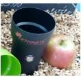 Eco Drinking Cup - Treecup 300 – black | Nowaste