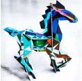 Tinker Toy Frysk Horse