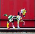 Tinker Toy Totem HORSE