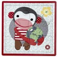 Monkey Jason, 6-part Children Puzzle | Franck & Fischer