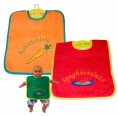Jumbo Bib with Velcro® Closure - different variants | ASMi