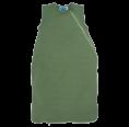 Sleeveless Baby Sleeping Bag of Eco Terrycloth - Apple | Reiff