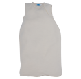Sleeveless Baby Sleeping Bag of Eco Terrycloth - Natural | Reiff