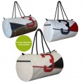 Individual XL Sports and Travel Bag »Sail Boat 3«