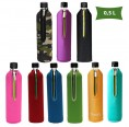 Dora's drinking bottle with neoprene sleeve for to go 0.5 l