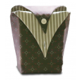 "Eco multifunctional bag ""Utilie"" sparkly | SonaLisa"