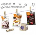 Vegan Advent calendar with organic snacks | Landgarten
