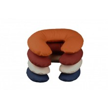 Neck Cushion with organic millet shells and rubber