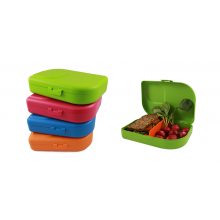 Nana Lunchbox in Mandarin, Lime, Blue or Pink