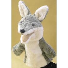 Hand Puppet Wolf by Kallisto