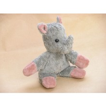 Soft Toy Rhino Timmy – vegan