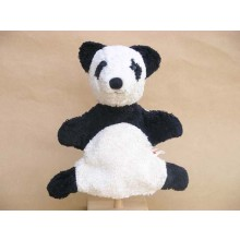 Glove Puppet Panda made of Organic Cotton