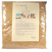 Organic millet husks without rubber refilling bag 10 L.