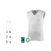 UnderCover Undershirt, Fairtrade & Eco Cotton, kleiderhelden