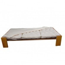 Natural Mattress | organic millet | 67x100x11 cm