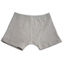 Popolini Iobio Boxer Shorts GOTS gray