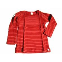 Engel Kids Undershirt long-sleeved cherry red