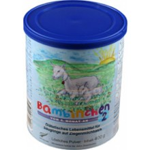 Bambinchen 2 Follow-On Infant Nutrition after 6 M.