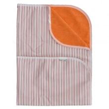 Organic Cotton Baby Changing Mat striped