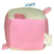 Keptin-Jr Rattle Cube Pink