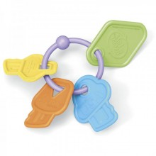Rattle Keys – Teether Aid by Green Toys