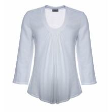 Lightweight Women Tunic from Eco Linen, 3/4 Sleeves