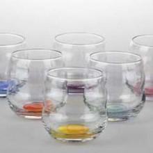 Mythos Chakra Affirmation Glasses Set of 6 German