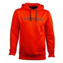 Men Sweat PITCH 100% recycled – Magma Red
