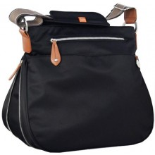 PacaPod Portland Black – Changing Bag – Messenger Bag